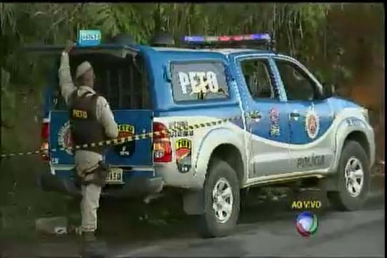 Homem é encontrado morto em Boca da Mata - Bahia - R7 Bahia