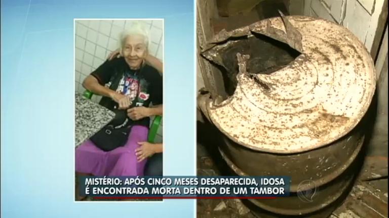 Depois de cinco meses desaparecida, idosa é encontrada morta ...