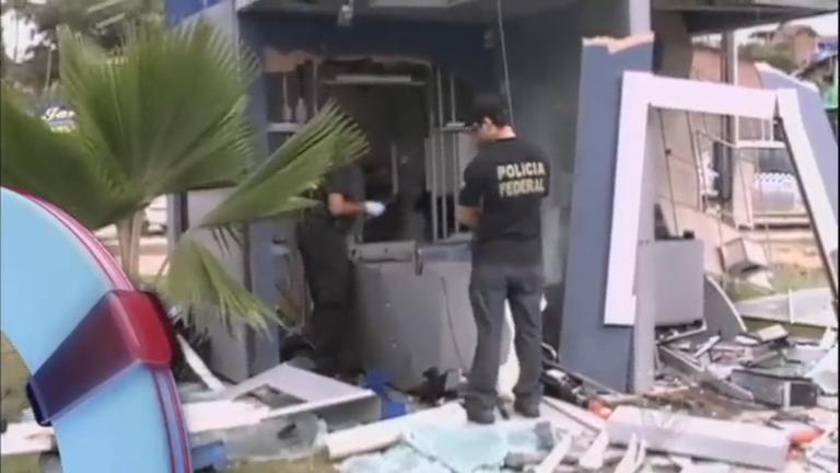 Pernambuco sofre com onda de roubos a caixas eletrônicos ...