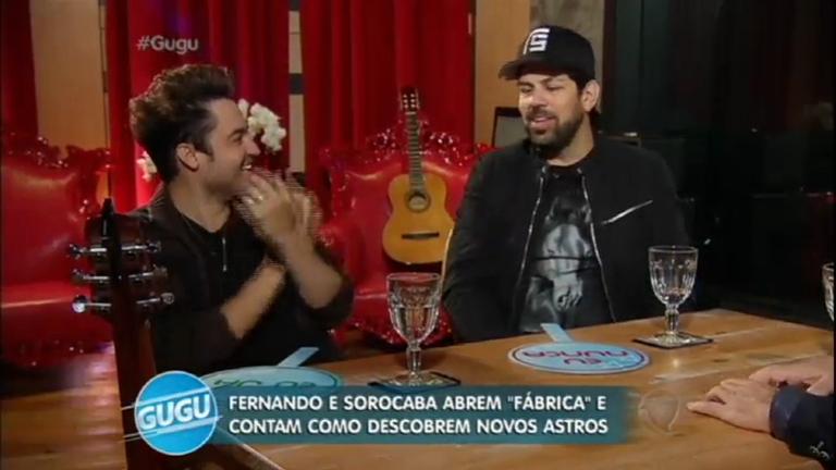Fernando e Sorocaba revelam episódio em que passaram por ...