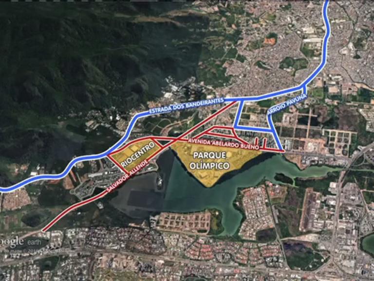Trânsito da Barra de Tijuca, na zona oeste, sofre novas interdições ...