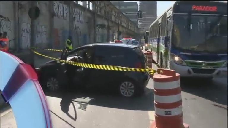 Arquiteta é morta durante tentativa de assalto na zona portuária do RJ