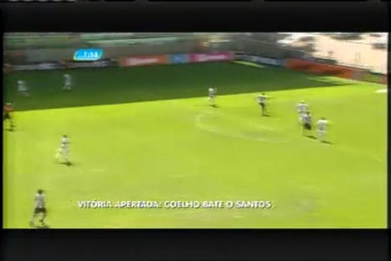 América vence o Santos em casa pelo Campeonato Brasileiro ...