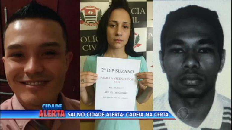 Mulher é presa acusada de matar o ex-marido em Suzano, Grande ...