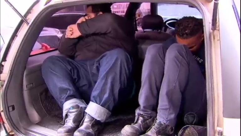 Polícia prende quadrilha de tráfico internacional de drogas que agia ...