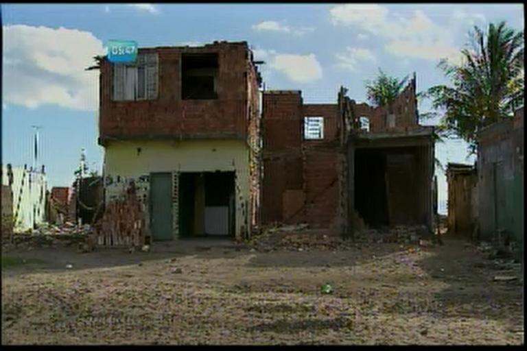 Obra de urbanização em Periperi vai beneficiar moradores