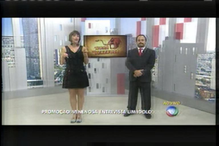 Promoção de aniversário da Hora da Venenosa - Minas Gerais - R7 ...