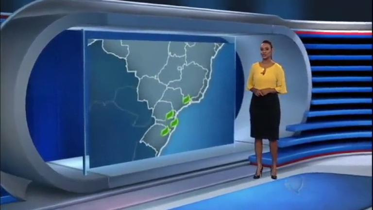 Previsão do tempo: frio aumenta sobre o centro-sul do País ...