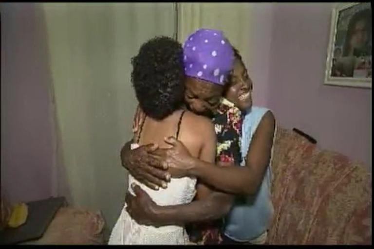 Família reencontra idosa após apelo no Balanço Geral - Bahia - R7 ...