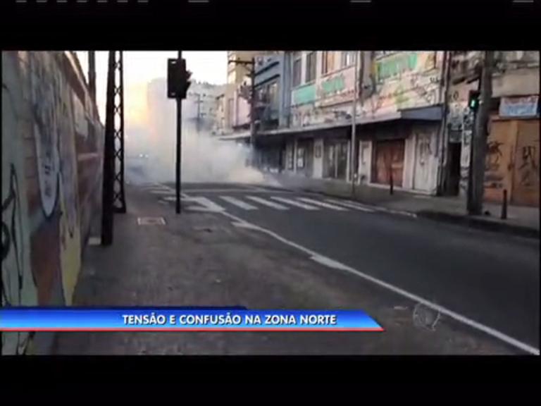 Manifestação gera tumulto e confusão pelas ruas do Méier - Rio de ...