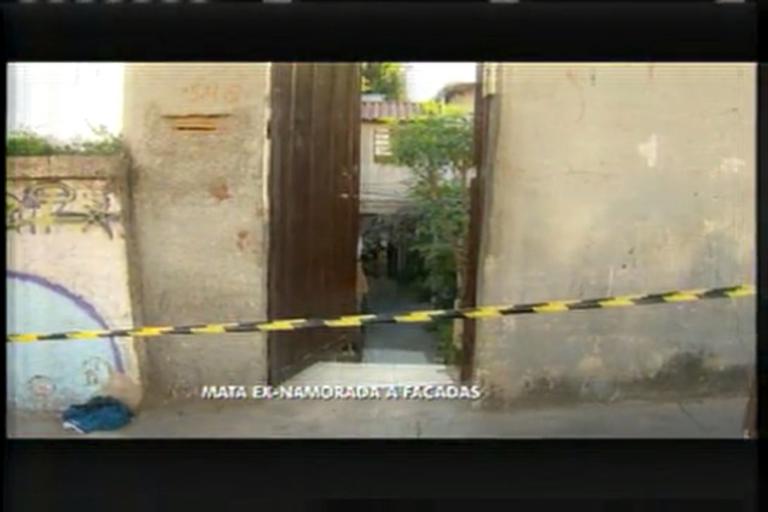 Homem mata ex-namorada a facadas em Belo Horizonte - Minas ...