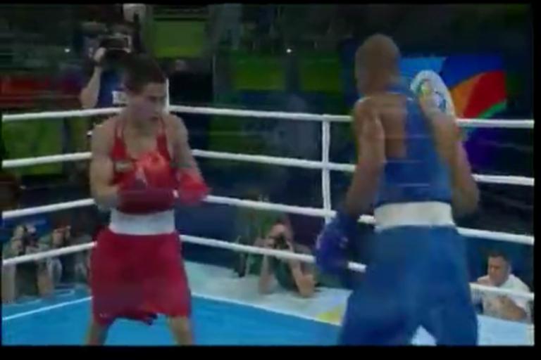 Boxeador baiano chega à semifinal - Bahia - R7 Cidade Alerta BA