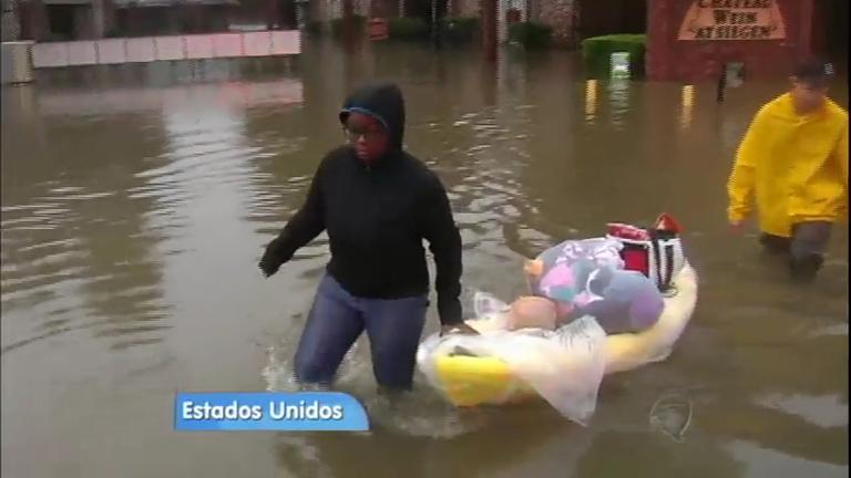 Tempestades de verão provocam enchentes e mortes nos Estados ...