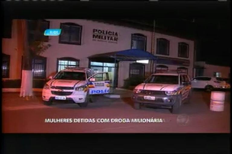 Polícia apreende 100 quilos de pasta base de cocaína e crack na ...