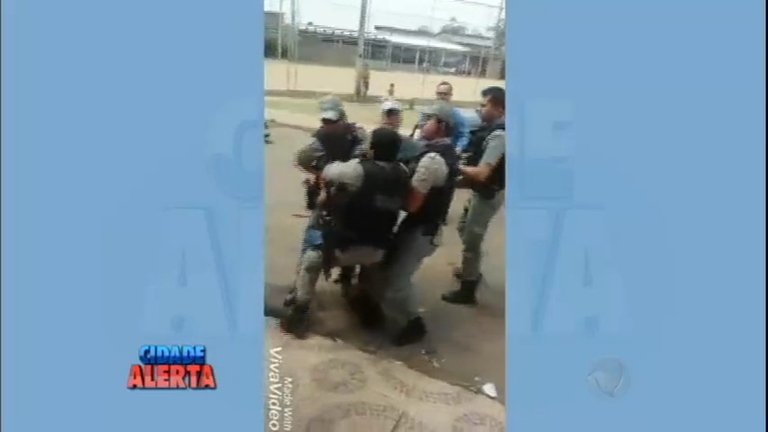 Policial morre durante abordagem após bandido roubar sua arma ...