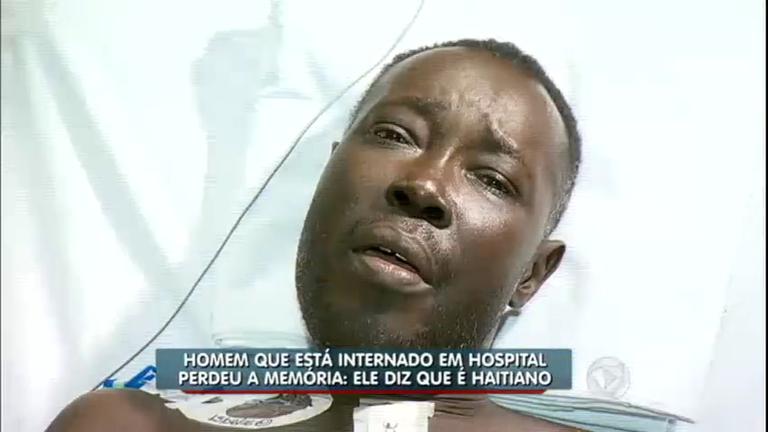 Haitiano internado para cirurgias cardíacas está sem documentos e ...
