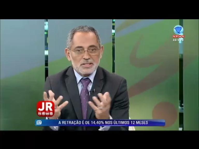 Jornal da Record News recebe o infectologista José Ribamar Branco