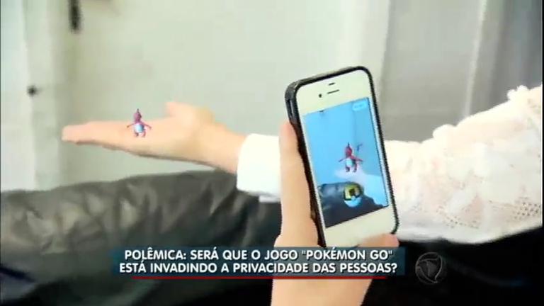 Polêmica: o jogo Pokémon Go está invadindo a privacidade das ...