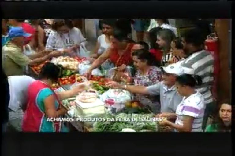 Achamos em Minas: Mercado de Salinas ( MG) é tradição na ...