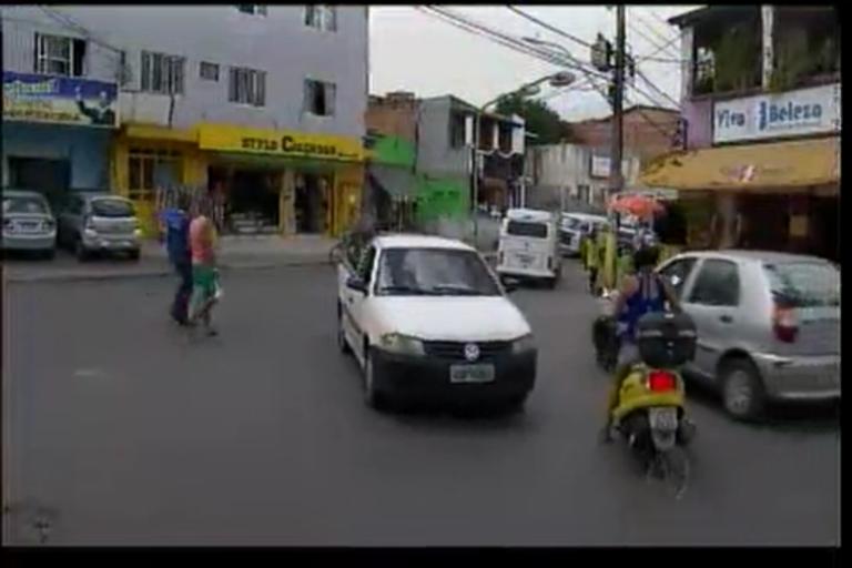 Idoso é morto e desfigurado no bairro de Valéria - Bahia - R7 ...