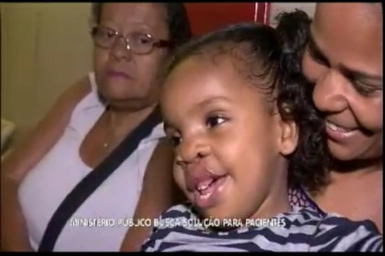 Ministério Público busca solução para pacientes - Bahia - R7 Bahia ...