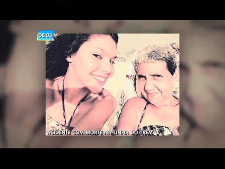 Neta e avó morrem em acidente de trem - Rio de Janeiro - R7 RJ no ...