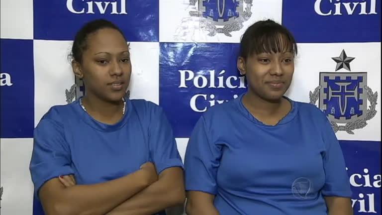 Gêmeas são acusadas de aplicar golpe 'boa noite Cinderela' em ...