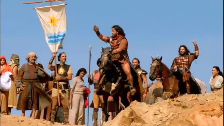 Travessia do Rio Jordão marca início da conquista da Terra Prometida