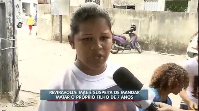 Mãe é suspeita de mandar matar o próprio filho na Bahia - Notícias ...