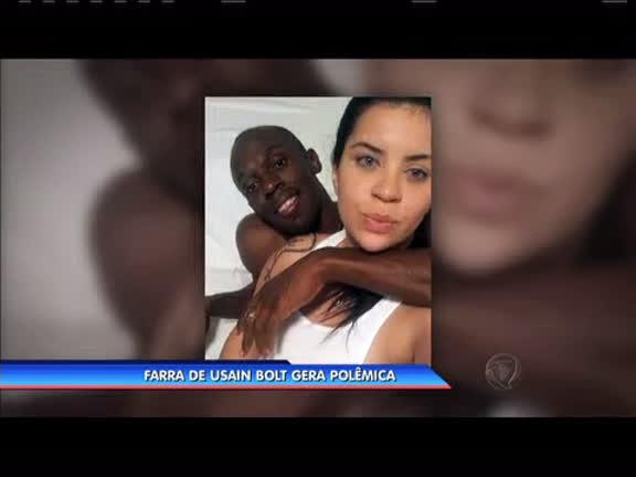 Farra de Usain Bolt gera polêmica - Rio de Janeiro - R7 Cidade ...