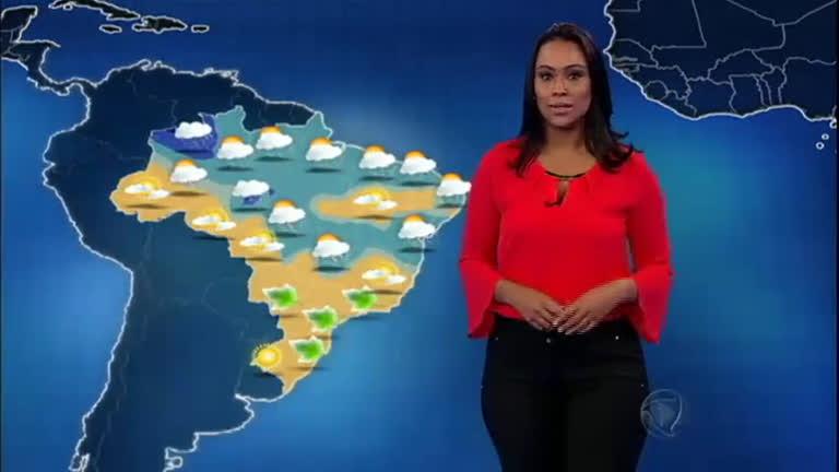 Massa de ar polar mantém o frio nas regiões Sul e Sudeste do Brasil
