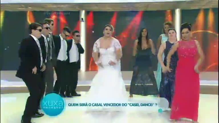 Casei, Dancei: noivos repetem coreografia do casamento em ...