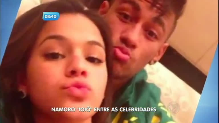 Neymar e Marquezine seriam o mais novo casal ioiô entre as ...