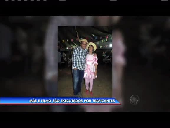 Mãe e filho são executados por traficantes em Queimados - Rio de ...