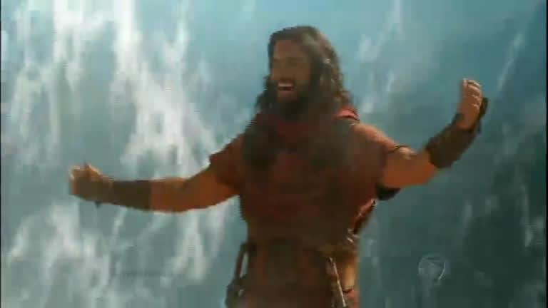 Josué anuncia que o povo chegou à terra prometida ...