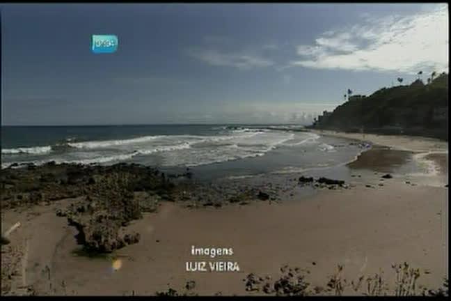 Banhista desaparece no mar da praia de Ondina - Bahia - R7 ...