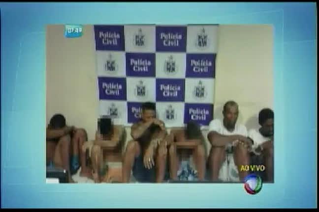Suspeitos de chacina em Feira de Santana estão detidos - Bahia ...