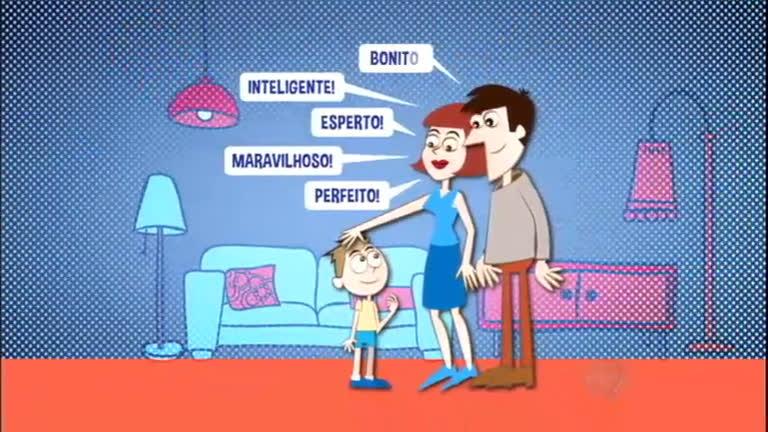 Elogiar demais pode tornar o seu filho narcisista, aponta estudo…