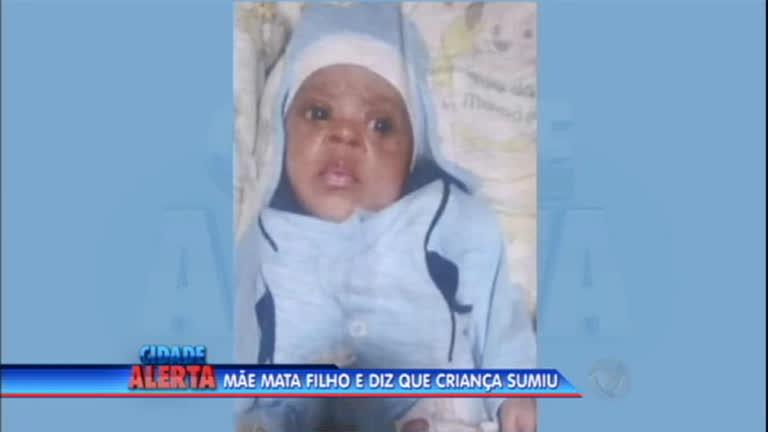 Mulher mata filho de dois meses e esconde corpo dentro da panela ...