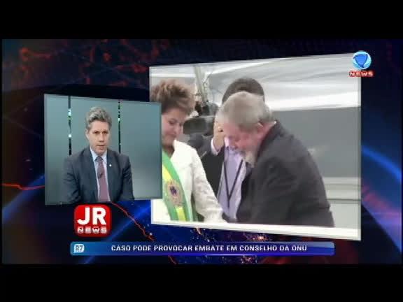 Deputado Paulo Teixeira fala sobre julgamento de Dilma: