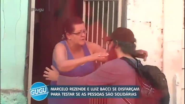 Marcelo Rezende e Luiz Bacci encaram Teste da Vida Real ...