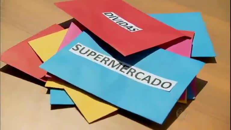 Entenda como envelopes coloridos podem ajudar a organizar…