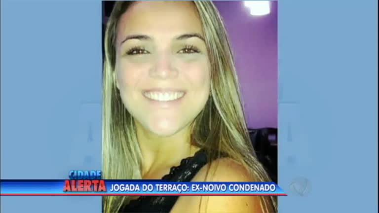 Jovem é condenado a 22 anos de prisão pela morta da ex;…