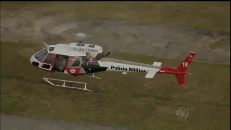 Em meio ao trânsito caótico, resgate de helicóptero pode salvar ...
