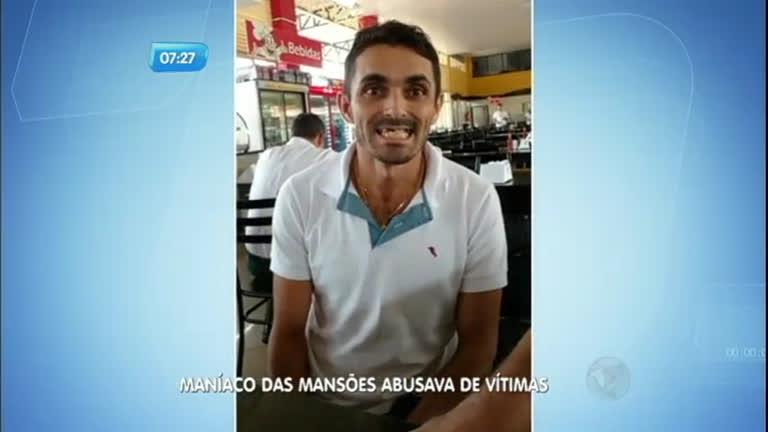 Polícia prende criminoso que invadia mansões do Rio e estuprava…