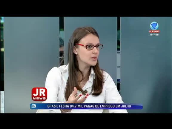 Jornal da Record News reúne especialistas para debater o processo de impeachment de Dilma