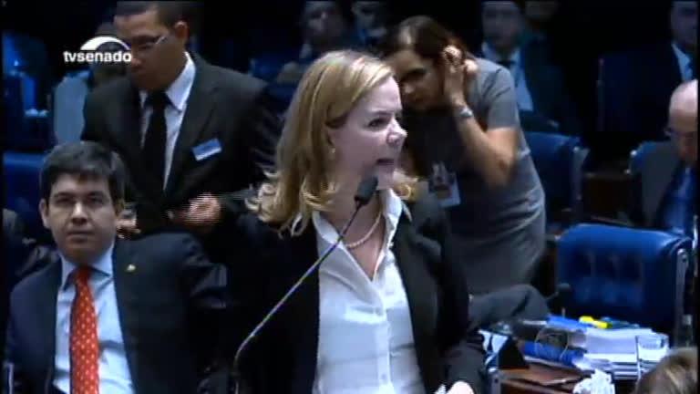 Primeiro dia do julgamento de Dilma no Senado tem bate-boca entre senadores
