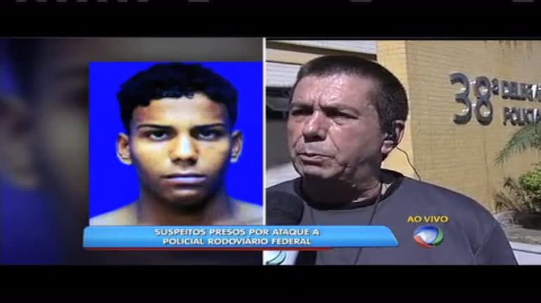 Entrevista: delegado fala sobre prisão de suspeitos de participação em ataque a agente da PRF