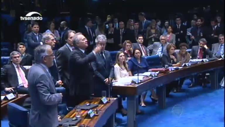 Presidente afastada Dilma Rousseff será ouvida na próxima…