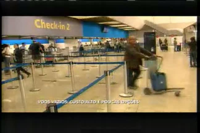 Aeroporto de Confins tem queda de 15% de passageiros - Minas ...